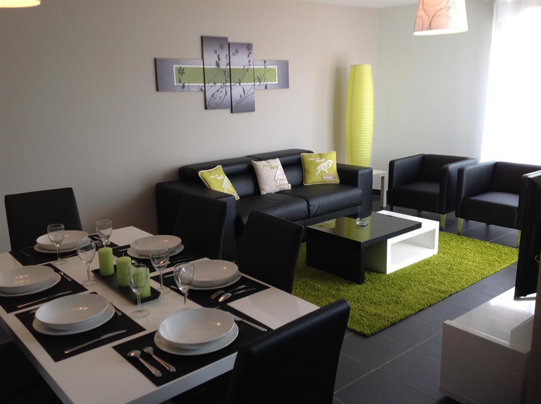 Appartement t3 vert location appartement meubl for Appart hotel long sejour bordeaux